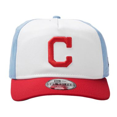 Bone-New-Era-Tg-Pc-Sn-Hnd-Softblock-Cleveland-Indians-Masculino-Branco