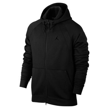Jaqueta-Jordan-Wings-Fleece-Full-Zip-Masculina-Preto