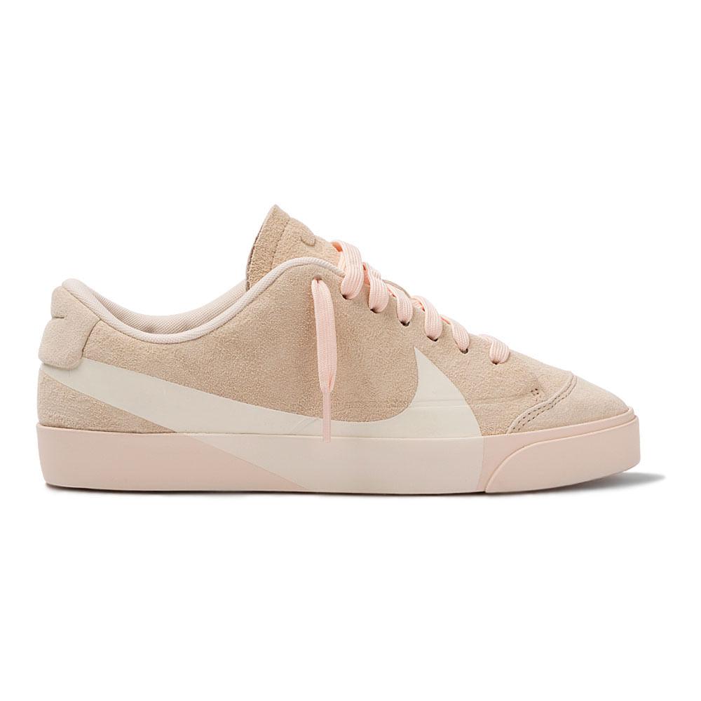 Tenis-Nike-Blazer-City-Low-LX-Feminino-Amarelo