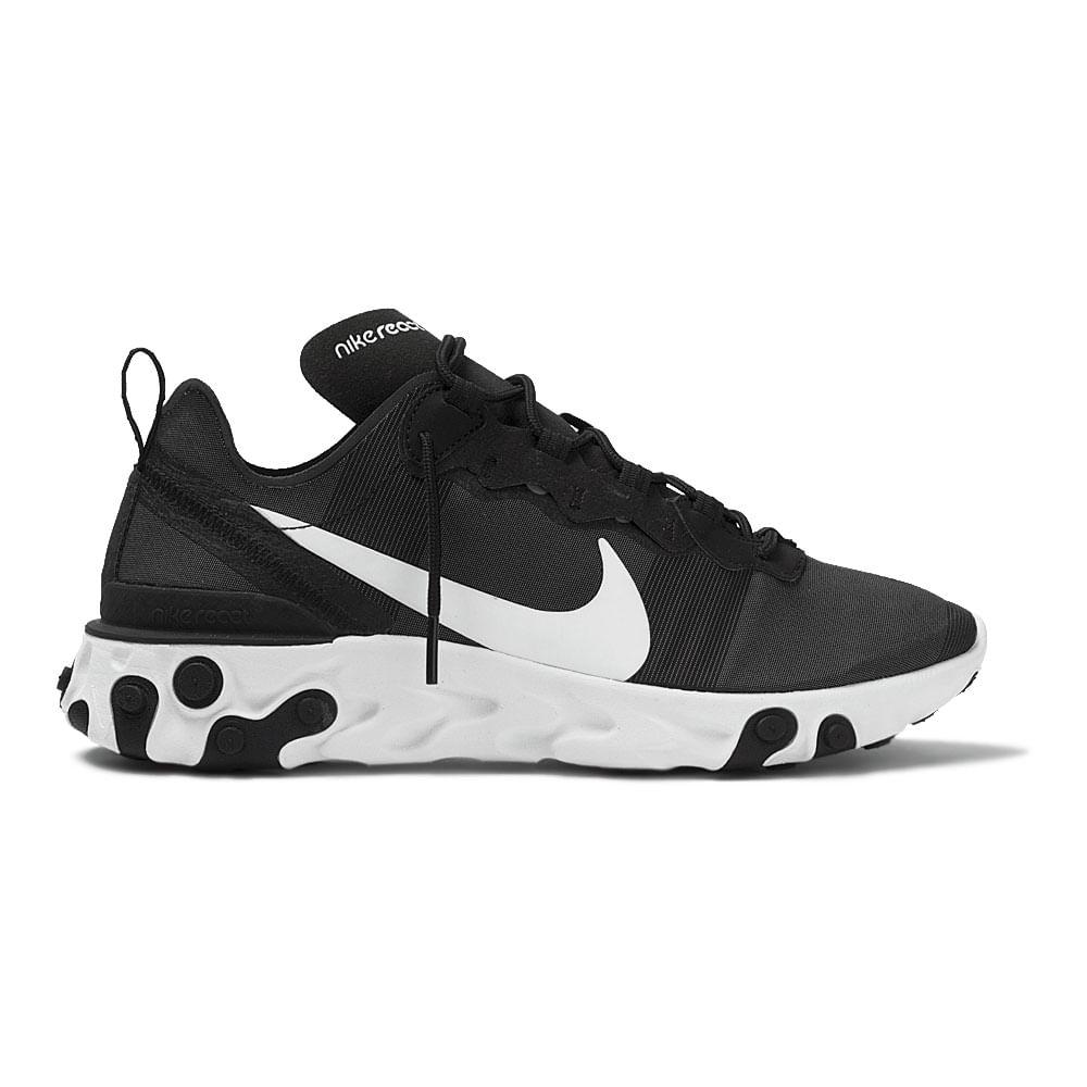 Tenis-Nike-React-Element-55-Masculino-Preto