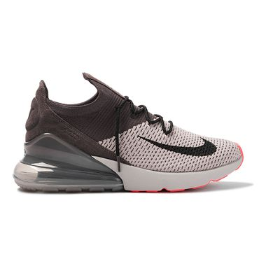 Tenis-Nike-Air-Max-270-Flyknit-Masculino-Cinza