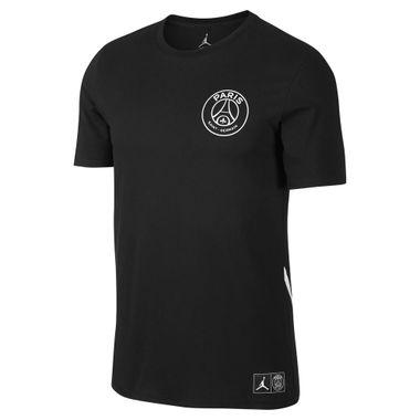 Camiseta-Jordan-x-PSG-Logo-Masculina-Preto