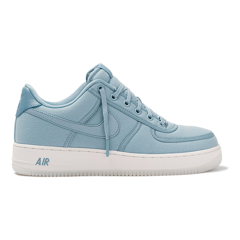 nike air force azul claro