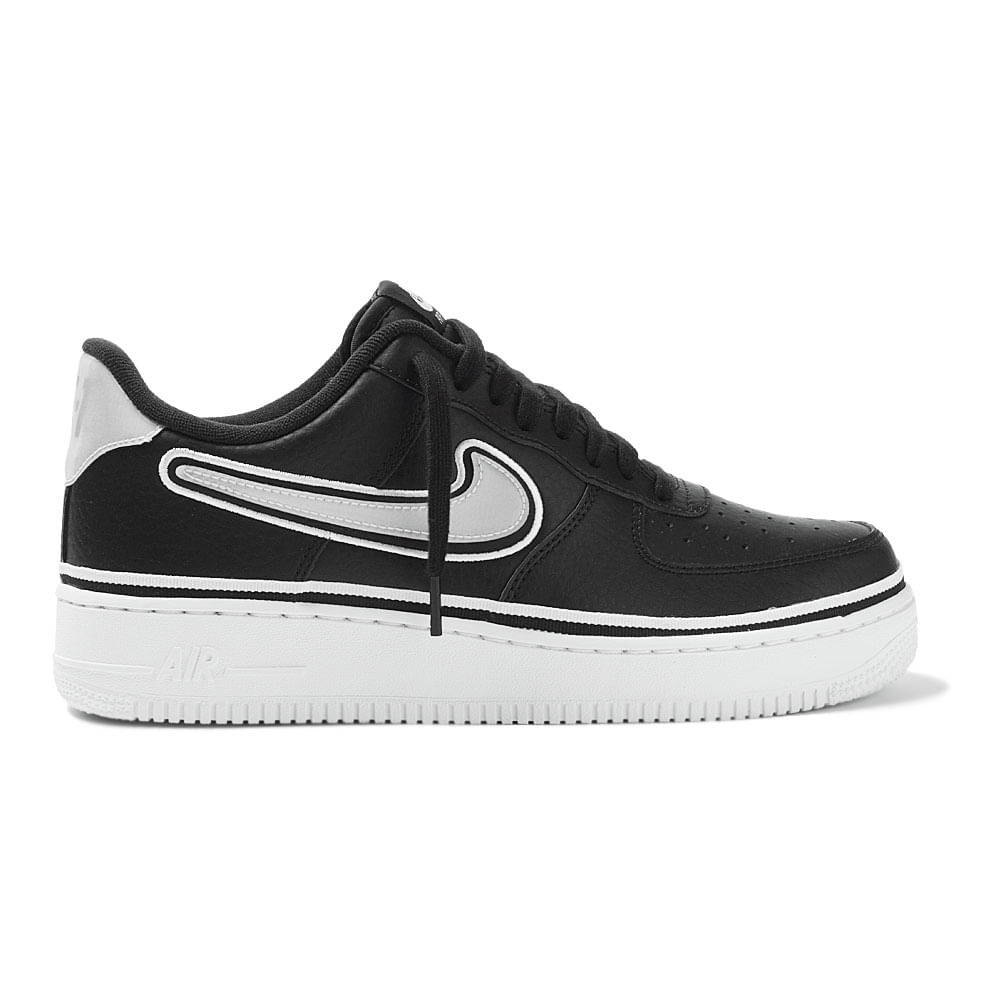 Outlet de sneakers Nike Air Force 1 07 LV8 Suede Size negras
