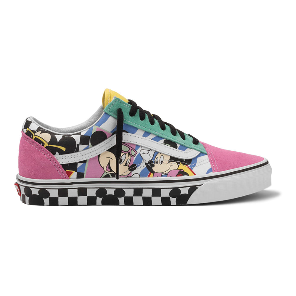 Tenis-Vans-x-Disney-Old-Skool-80s-Mickey-Multicolor