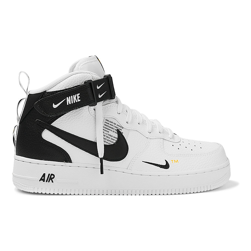 pretty nice b5b98 1ea7e Tenis-Nike-Air-Force-1-MID-07-LV8 ...