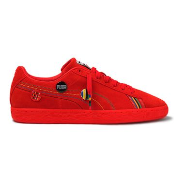 Tenis-Puma-Suede-X-Power-Through-Peace-Asia-Vermelho