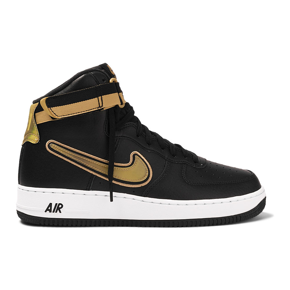 Tenis-Nike-Air-Force-1-High-07-LV8-Sport-Masculino-Preto