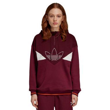 Blusa-adidas-Clrdo-OG-Hoody-Feminina-Vinho