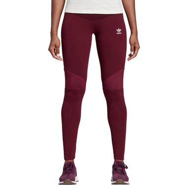 Calca-adidas-Clrdo-Tights-Feminina-Vinho