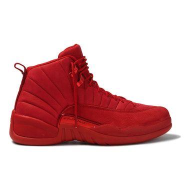Tenis-Air-Jordan-12-Retro-Masculino-Vermelho