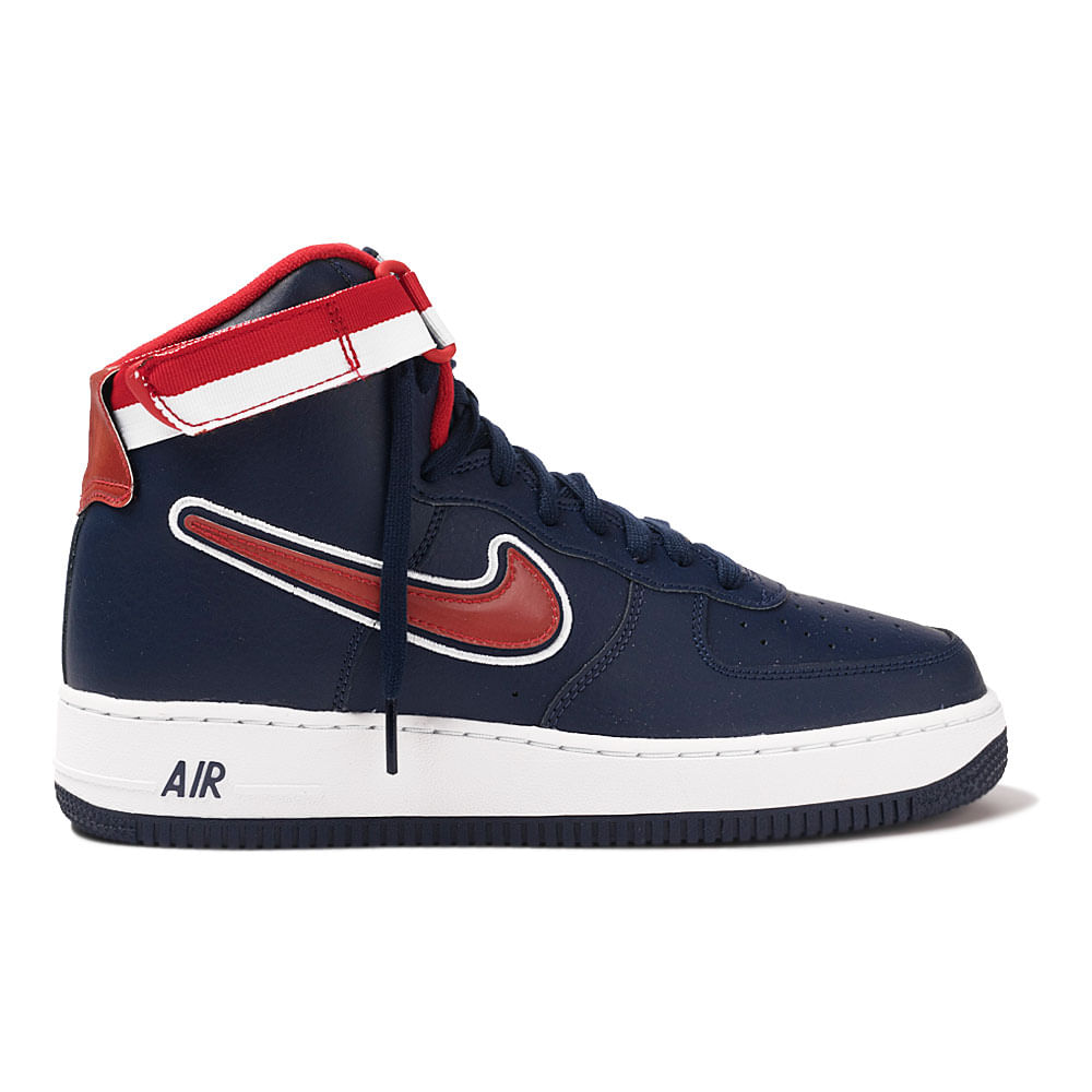 Tenis-Nike-Air-Force-1-High-07-LV8-Sport-Masculino-Azul