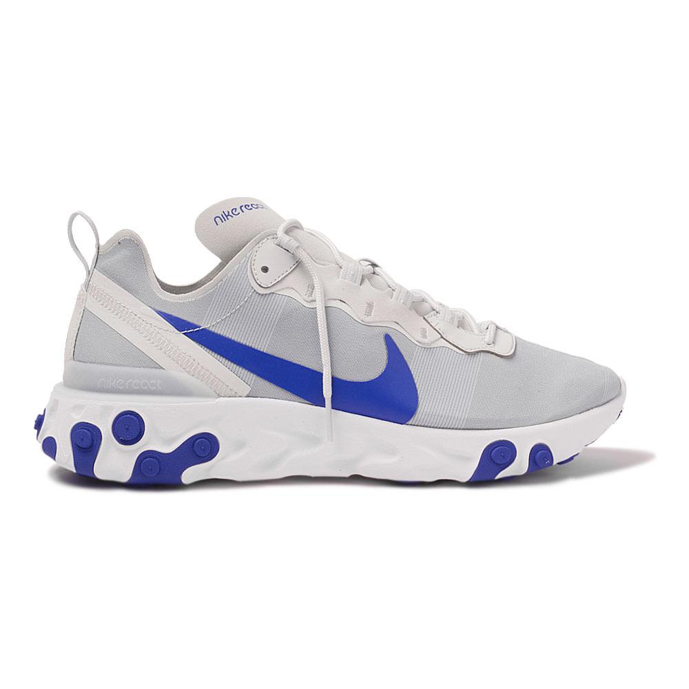 Tenis-Nike-React-Element-55-Masculino-Cinza
