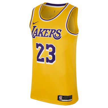 Jersey-Nike-NBA-Los-Angeles-Lakers-Swingman-Road-18-Masculina-Amarelo