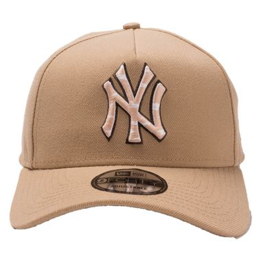 37eb1618c3780 Boné New Era 9Forty AF SN Earth Camo Logo New York Yankees