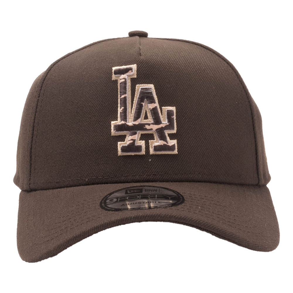 Bone-New-Era-9Forty-AF-SN-Earth-Camo-Logo-Los-Angeles-Dodgers-Marrom