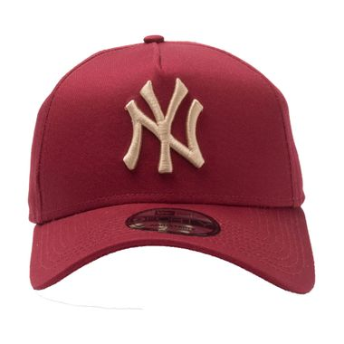 Bone-New-Era-9Forty-AF-SN-Veranito-Logo-New-York-Yankees-Vermelho