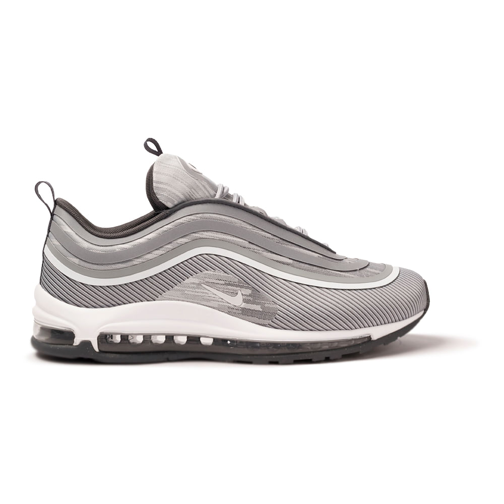 Nike AIR MAX 97 Ultra 17 GS DA DONNA TG UK 3 EUR 35.5 Grigio