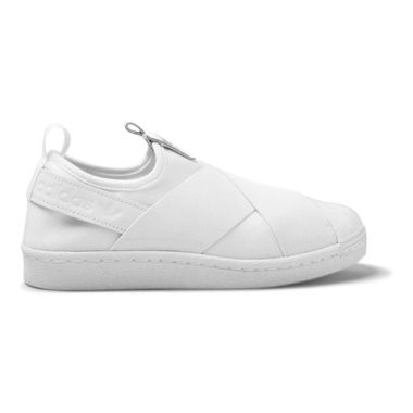 Tênis adidas Superstar Slip-On Feminino c8fc9888ccf87