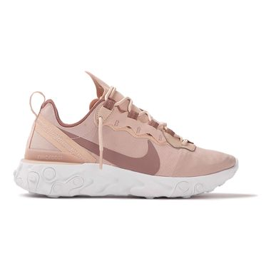 Tenis-Nike-React-Element-55-Feminino-Bege