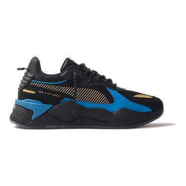 Tenis-Puma-X-Hot-Wheels-RS-X-Toys-Bone-Shaker-Masculino-Preto