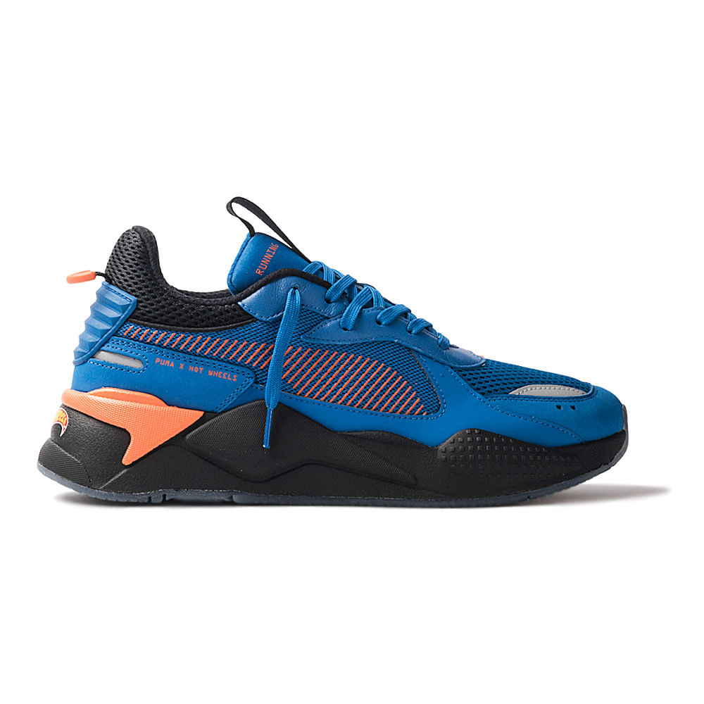 Tenis-Puma-X-Hot-Wheels-RS-X-Toys-16-Masculino-Azul