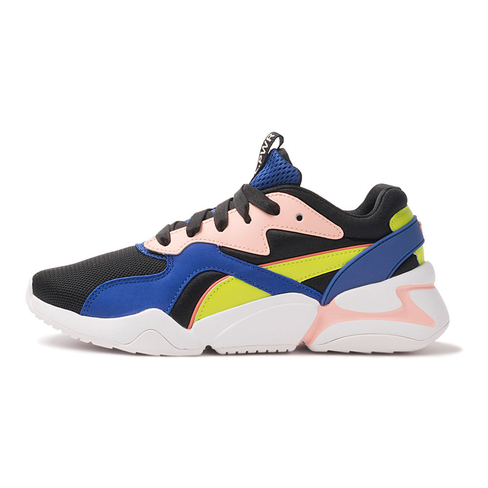 Tenis-Puma-Nova-Girl-Power-Feminino-Azul