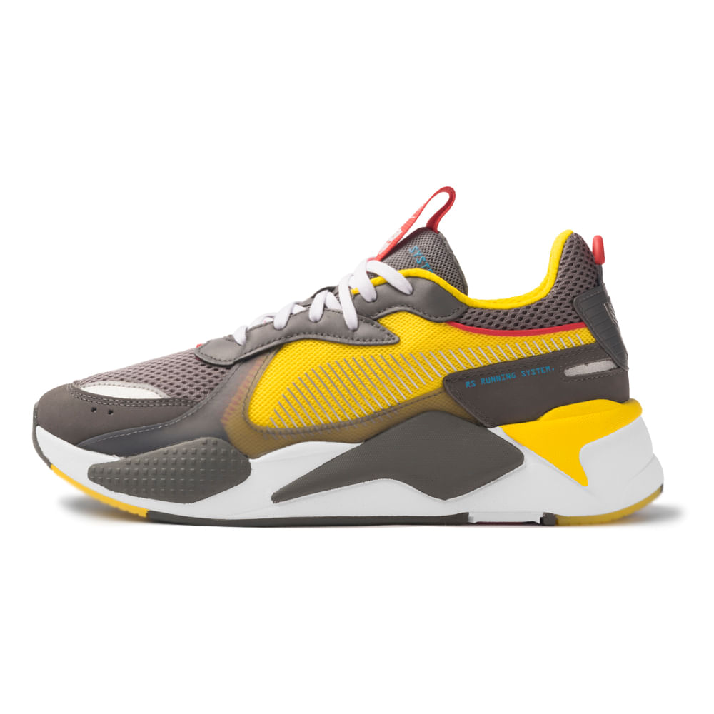 Tenis-Puma-RS-X-X-Transformers-Amarelo