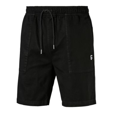 Shorts-Puma-Downtown-8-Masculino-Preto