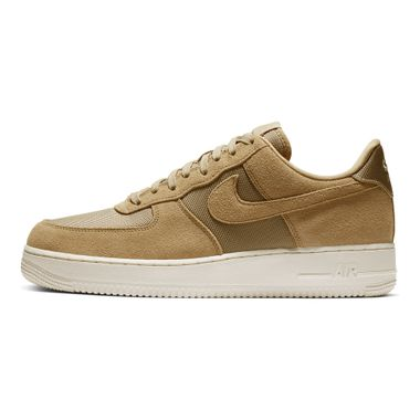 Tenis-Nike-Air-Force-1-07-1-Masculino-Bege