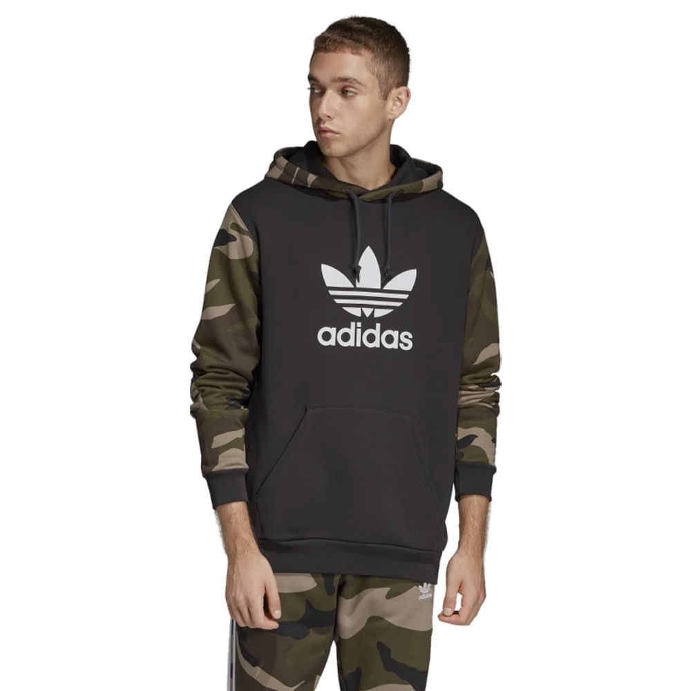 a17d6754ab Blusa-adidas-Originals-Trefoil-Camouflage-Masculina- ...