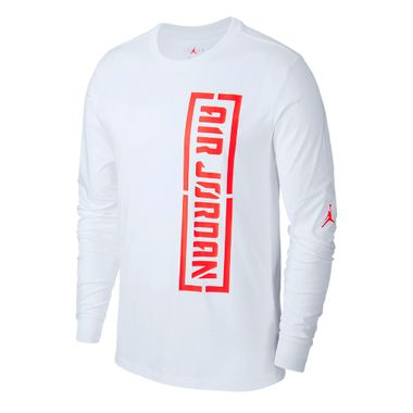 Camiseta-Manga-Longa-Jordan-COF-Masculina-Branca