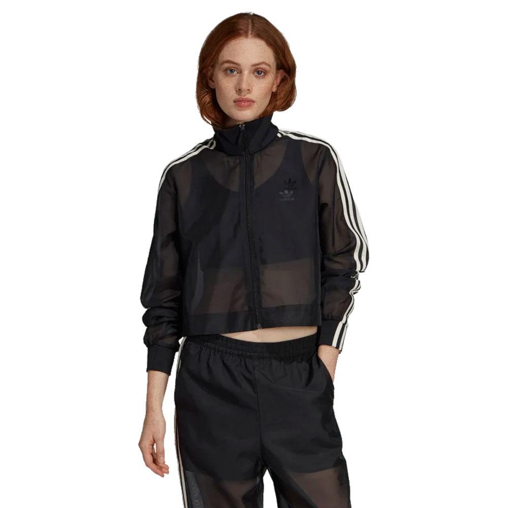 Jaqueta-adidas-Originals-Trefoil-Feminina-Preto
