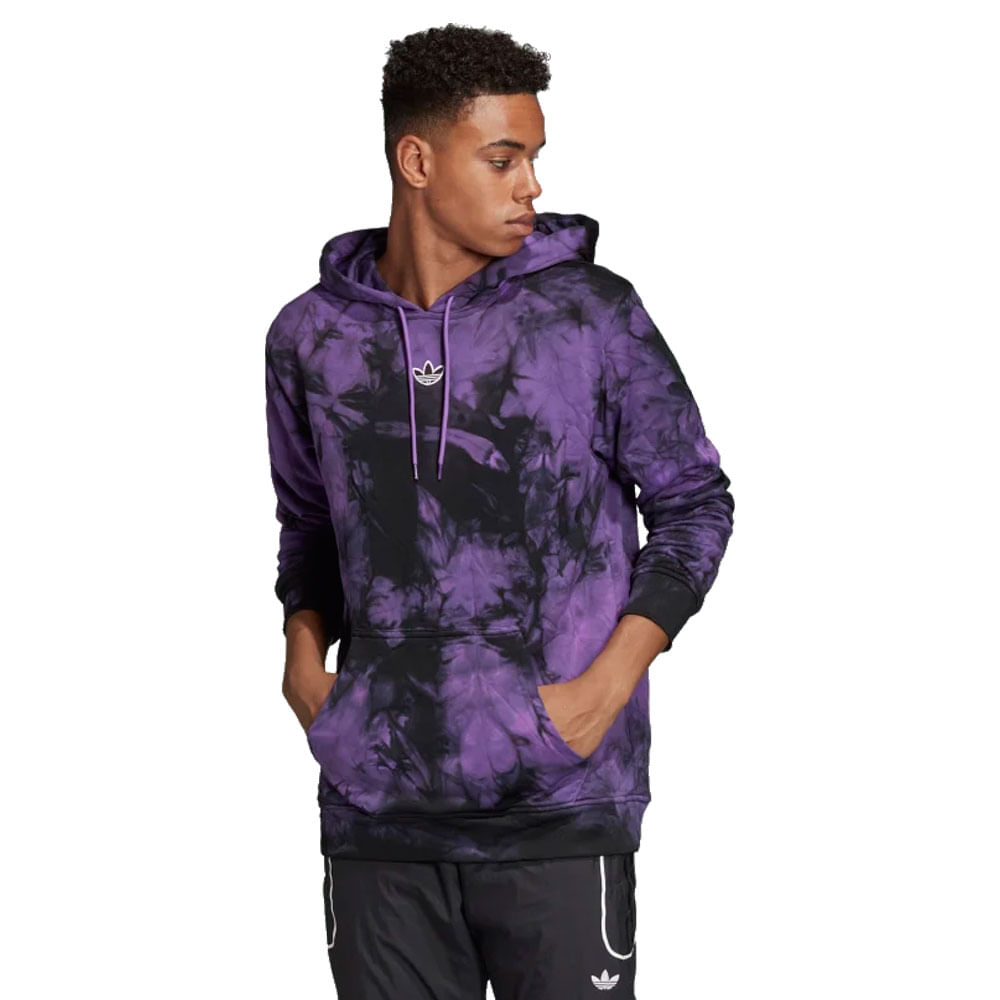Blusa-adidas-Space-Dye-Masculina-Roxo