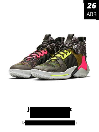 26_04_19 - Tênis Jordan Westbrook Why Not Zer0.2 Multicolor AO6219-003