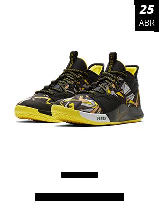 25_04_19 - Tênis Nike PG 3 Multicolor AO2607-900