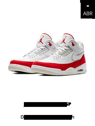 27_04_19 - Tênis Jordan 3 Retro TH SP Branco CJ0939-100