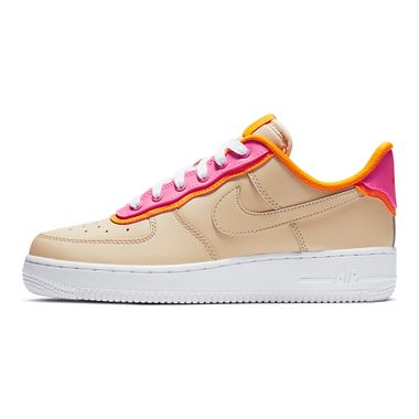 Tenis-Nike-Air-Force-1-07-SE-Feminino-Bege