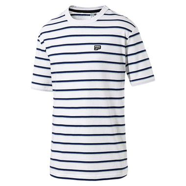 Camiseta-Puma-Downtown-Stripe-Masculina-Multicolor