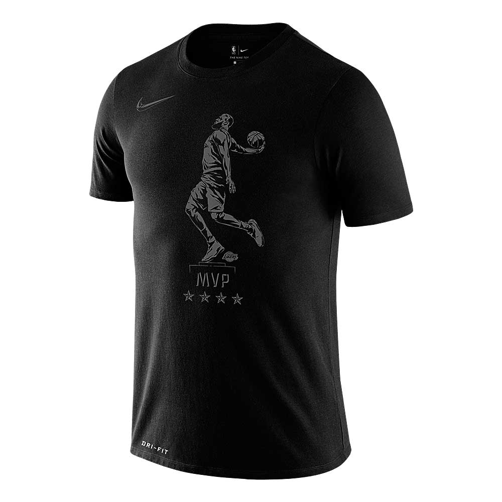 Camiseta-Nike-NBA-MVP-Lebron-James-Masculina-Preto