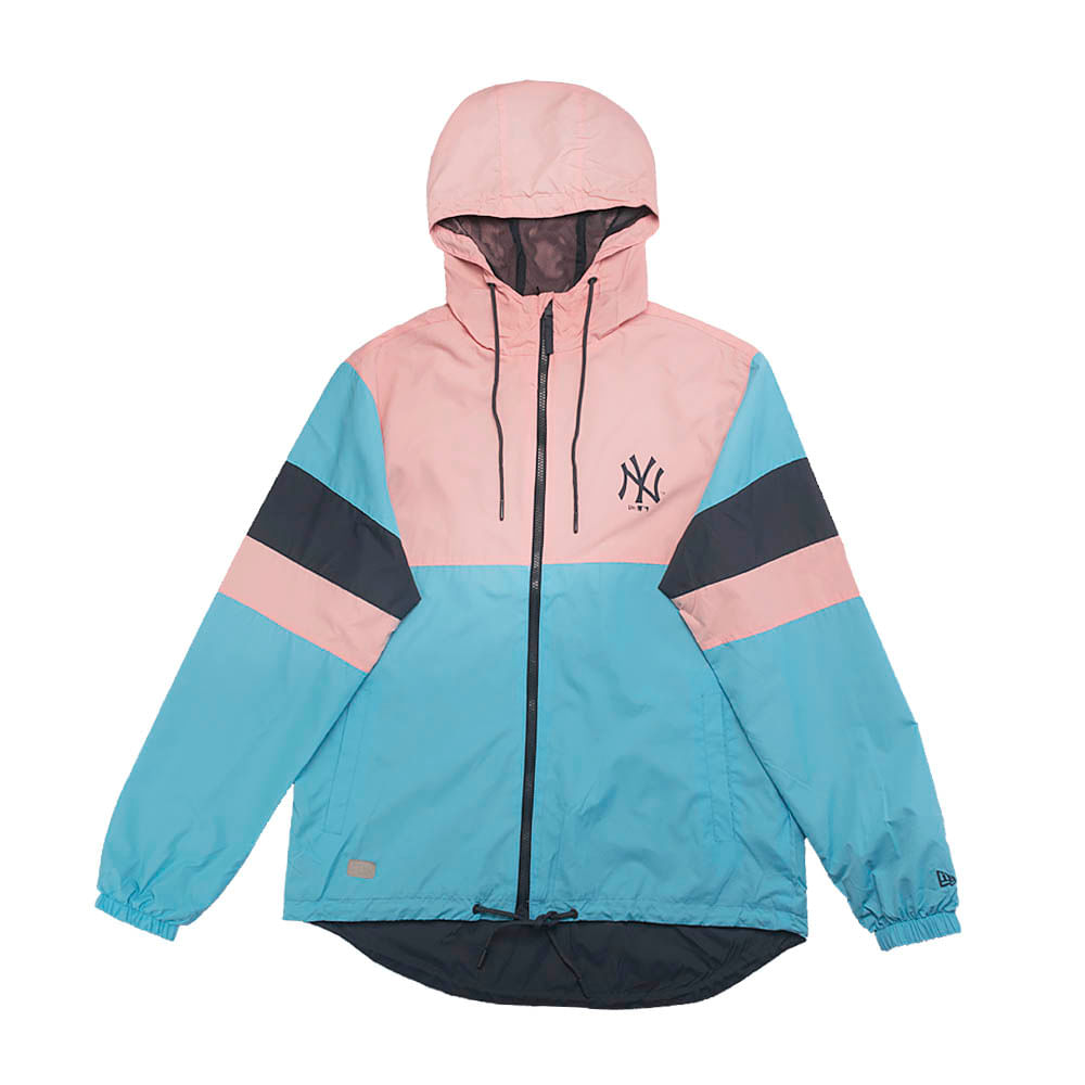 Jaqueta-New-Era-Rain-Block-New-York-Yankees-Masculina-Azul-Rosa