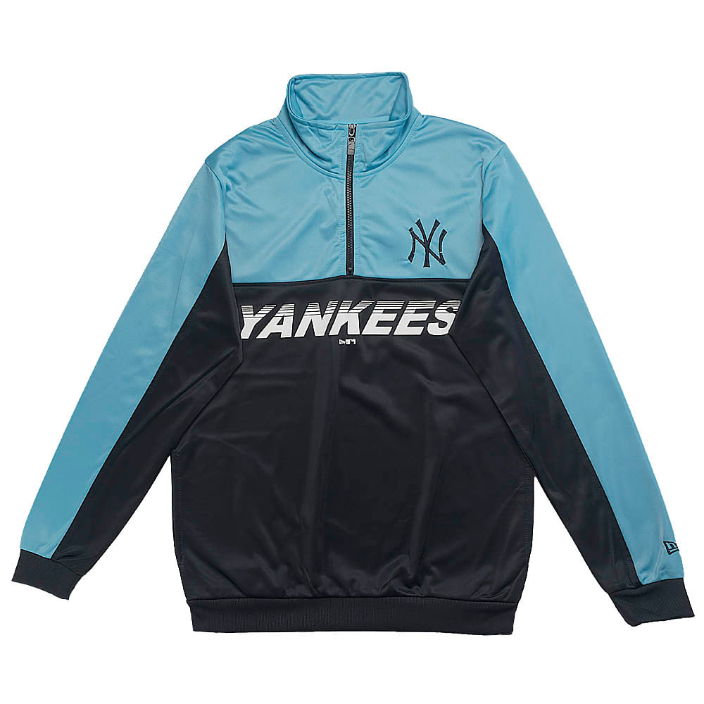 Jaqueta-New-EraTrack-Motorsport-New-York-Yankees-Masculina-Preto-Azul