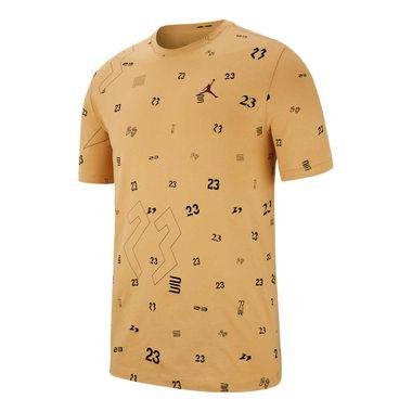 Camiseta-Jordan-23-Masculina-Amarela