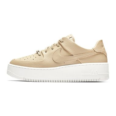 Tenis-Nike-Air-Force-1-Sage-XX-Feminino-Bege
