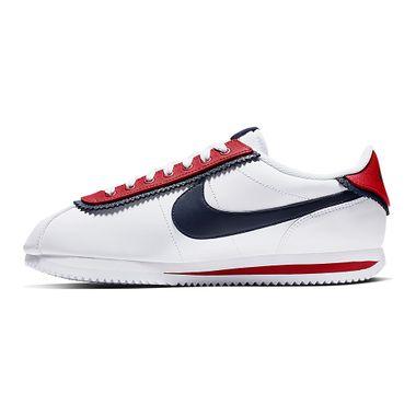 Tenis-Nike-Cortez-Basic-SE-Masculino-Branco