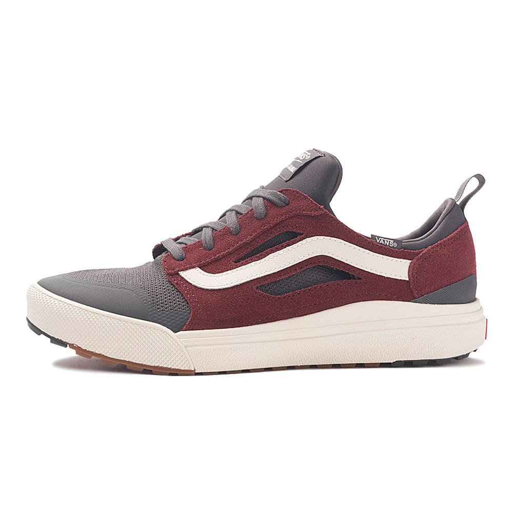 Tenis-Vans-Ultrarange-3D-Cinza-Vermelho