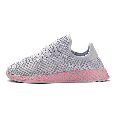 Tenis-adidas-Deerupt-Runner-GS-Lilas