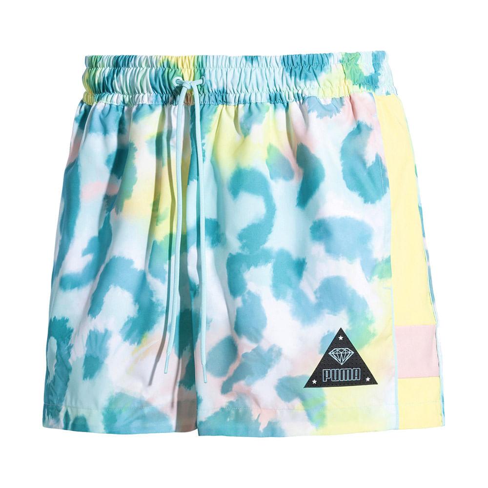 Shorts-Puma-X-Diamond-Masculino-Multicolorido