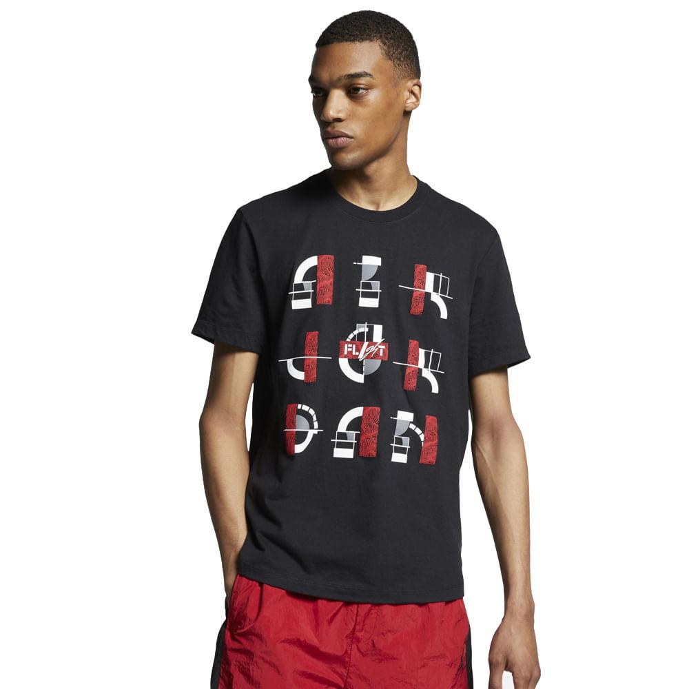 Camiseta-Jordan-Legacy-AJ4-Masculina-Preto