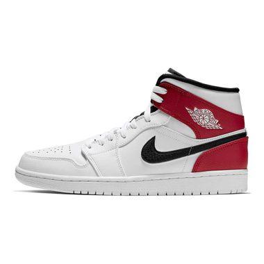 Tenis-Nike-Air-Jordan-1-Mid-Masculino-Branco
